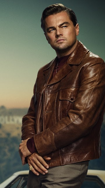 Leonardo Dicaprio's Picture from the movie Once Upon A Time In Hollywood