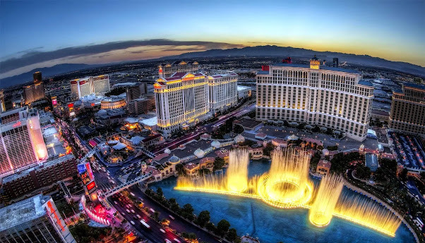 The Best Tourist Attractions in Las Vegas, USA