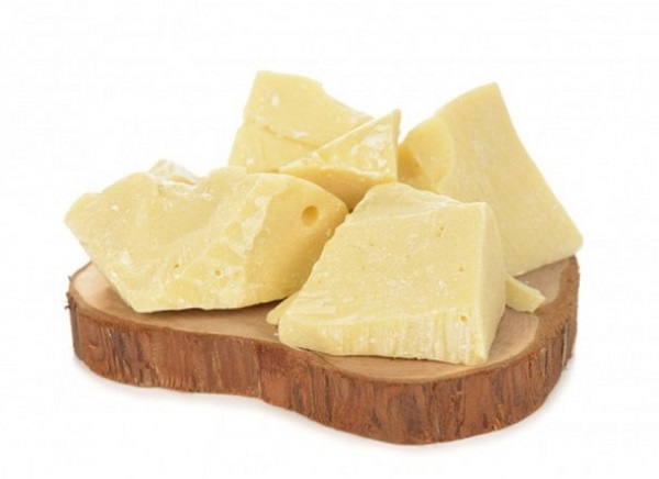 What are the benefits of cocoa butter for hair and body?