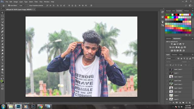 starting step to do cb edit