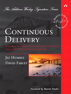 best book to learn about Countinous Delivery