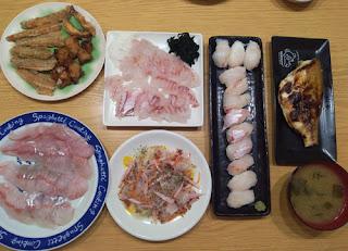真鯛・ホウボウ・マゴチを刺身・寿司・カルパッチョなどに