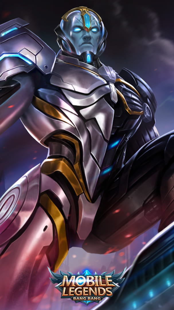 Wallpaper Gord Conqueror Skin Mobile Legends HD for Android and iOS