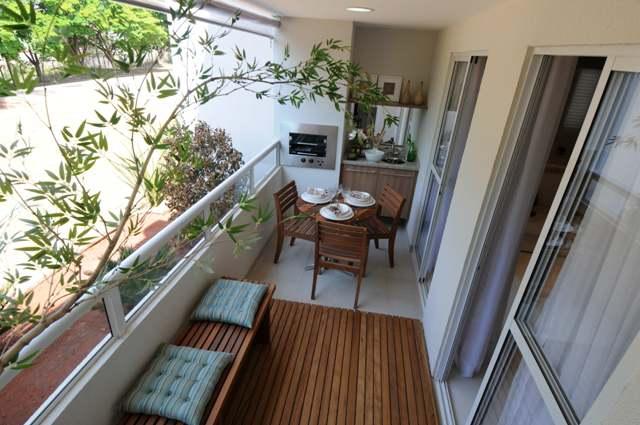 jardim vertical terraco:Construindo Minha Casa Clean: Decoração e Diferença entre Varandas