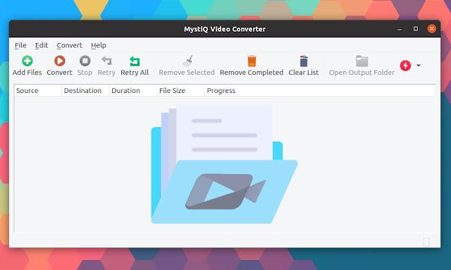 MystiQ Video Converter
