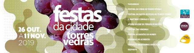 Festas da Cidade de Torres Vedras 2019