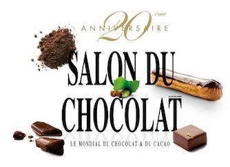 20 ème Salon du chocolat