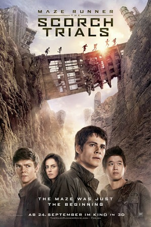 Maze Runner: The Scorch Trials (2015) 1GB Full Hindi Dual Audio Movie Download 720p Bluray