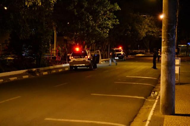 Mulher é morta a facada próximo da Prefeitura, em Penápolis  -  Adamantina Notìcias