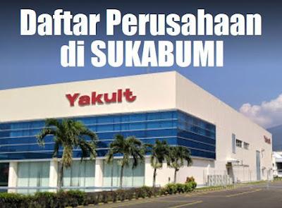 Daftar perusahaan di Sukabumi Jawa Barat