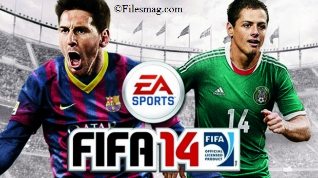 FIFA 14 PC Game Free Download Full Version