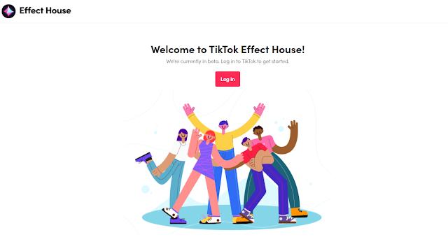 تختبر TikTok أدوات مطور جديدة للواقع المعزز تسمى Effect Studio
