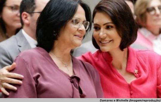 www.seuguara.com.br/Damares/Michelle Bolsonaro/governo Bolsonaro/escândalo/