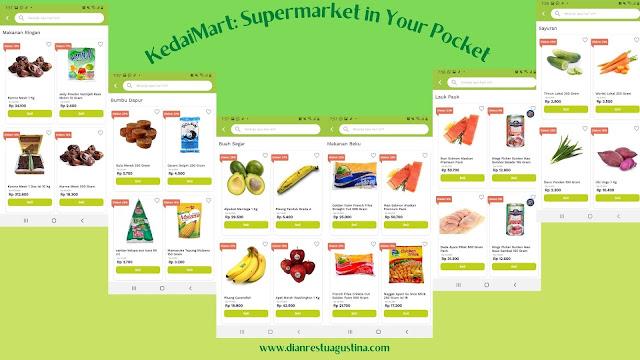 KedaiMart: Solusi Belanja Online Kebutuhan Sehari-hari
