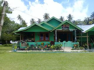Penginapan di pulau kapo kapo
