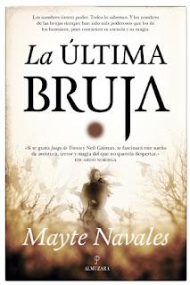"""""""La última bruja"""" de Mayte Navales"""