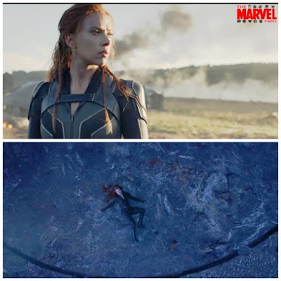 Sacrifice of Black Widow