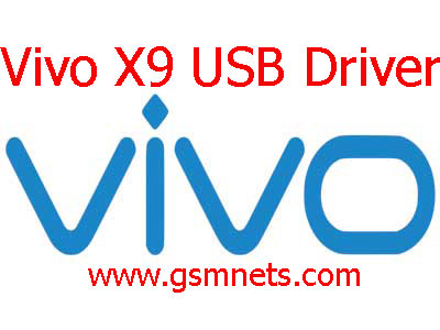 Vivo X9 USB Driver Download