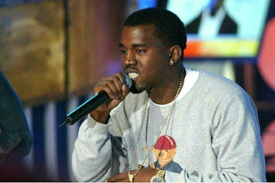 WHO DOES KANYE SAMPLE ON HIS SONG THROUGH THE WIRE?