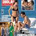 """Pampita y Pico Mónaco, en Ibiza en la revista """"Hola"""""""