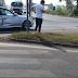 Lukavac: Saobraćajna nesreća na raskrsnici