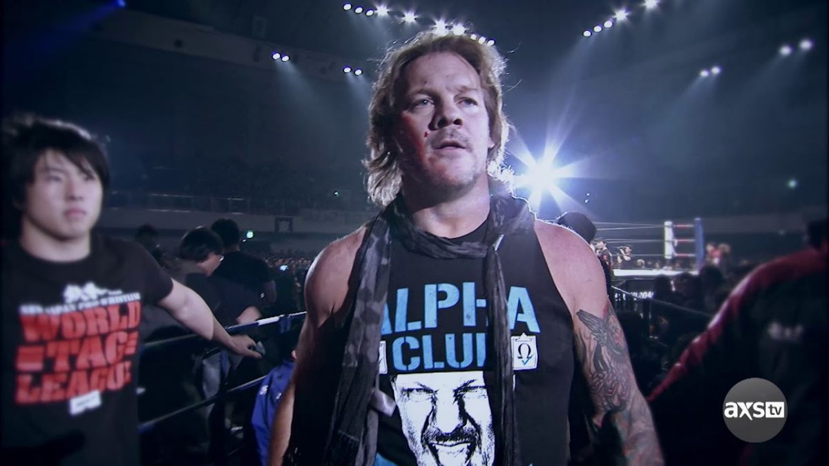 Chris Jericho perto de deixar a AEW?