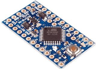 """لوحة الاردوينو ميني  """"Arduino Pro Mini"""""""