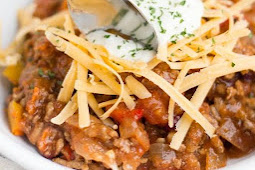 Keto Chili Recipe