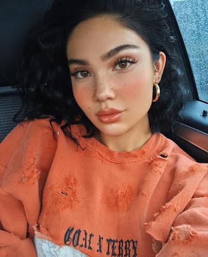 maquillaje color durazno