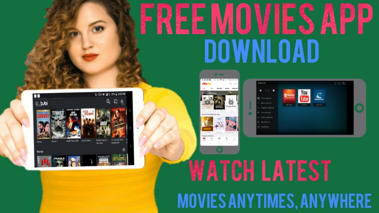 free movie download on android phone
