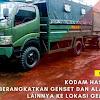 Kodam Hasanuddin Berangkatkan Genset Guna Mendukung Penanganan Pasca Gempa Bumi di Sulbar