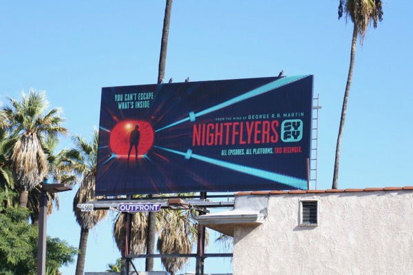 Nightflyers Syfy billboard