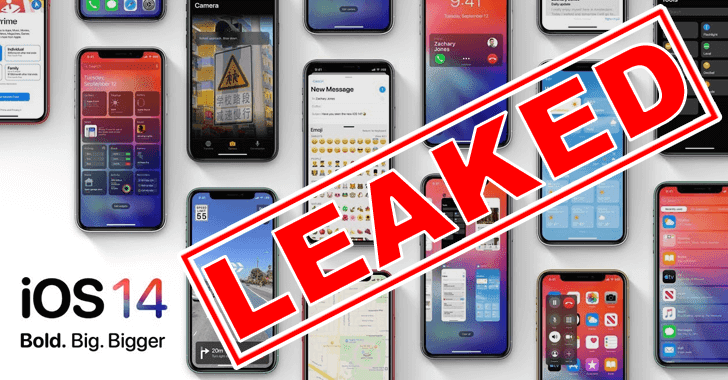 Hackers and Security Researchers Accessed an Entire Version of Leaked iOS 14 OS Before Official Release