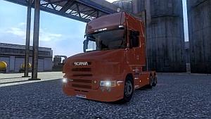 Scania T500 truck v2