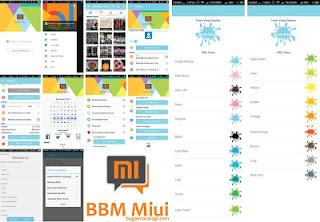 Free Download BBM Miui V2.11.0.18 Apk Terbaru
