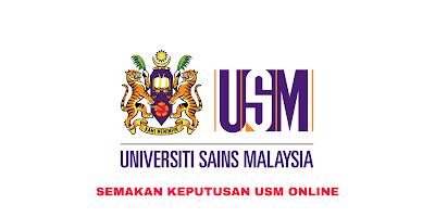 Semakan Keputusan USM 2020 Online
