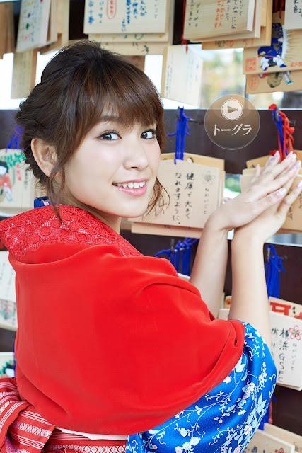 久松郁実 Hisamatsu Ikumi Weekly Georgia No 97 Photos 16