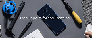 samsung-free-repairs-for-the-frontline-program