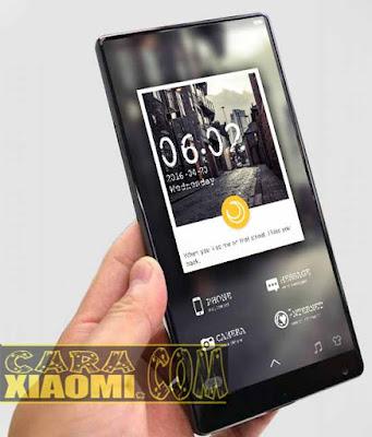 cara pasang Tema MIUI Max Mii Mtz Futuristic Theme For Xiaomi Error Menerapkan