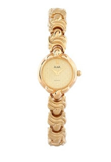 Alba Analog Round Watch Aryj34