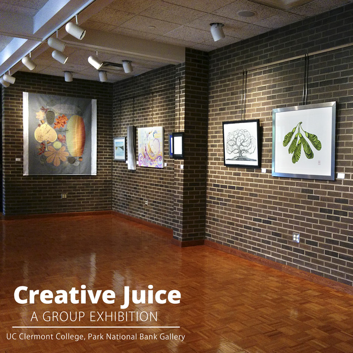 Uc Clermont Campus Map.Nessy Designs Creative Juice Group Exhibition