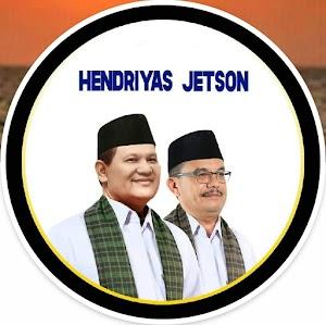 Hendriyas-Jetson, Poros Keempat di Pilkada Kota Solok 2020?