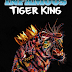 A SELECTION OF COVERS FOR  THE NEW 'TIGER KING' COMIC BOOK