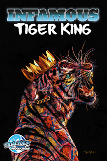 Tiger King Cover