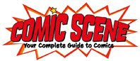 Comics news/reviews magazine: