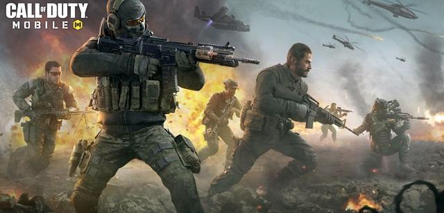 لعبة Call of Duty: Mobile متوفرة الأن بشكلً رسمي على iOS و أندرويد