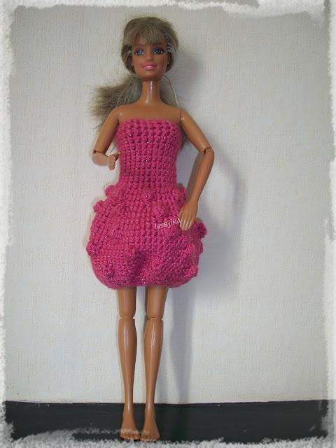 Robe bouffante pour Barbie