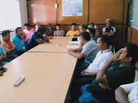 Maneger PKS  Air Runding Sambut Baik Kunjungan Pemuda Siduampan
