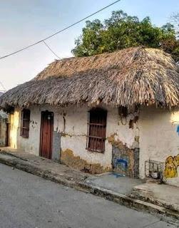 Casa de campesinos del caribe colombiano