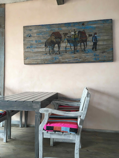 Café Restaurand Les Planches Essaouira
